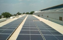 MYSUN Commissions 897 kWp Rooftop Solar Plant in MP