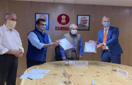 NITI Aayog, Dutch Embassy Sign SoI on 'Decarbonisation and Energy Transition Agenda'