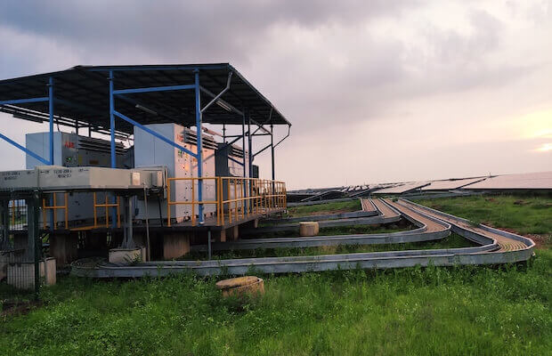 Fimer Inverters REWA Solar