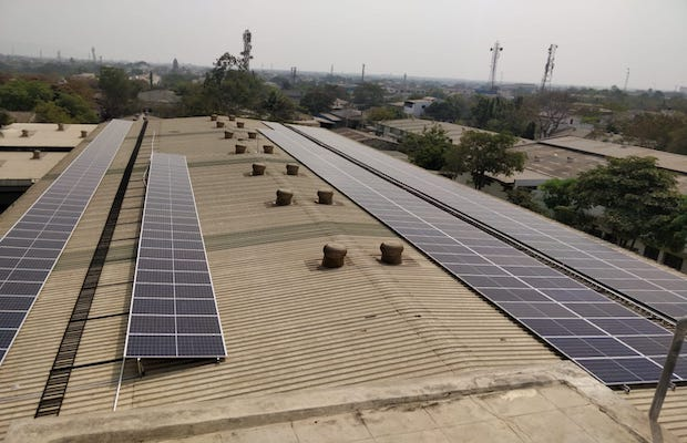 Artha Energy Rooftop Solar