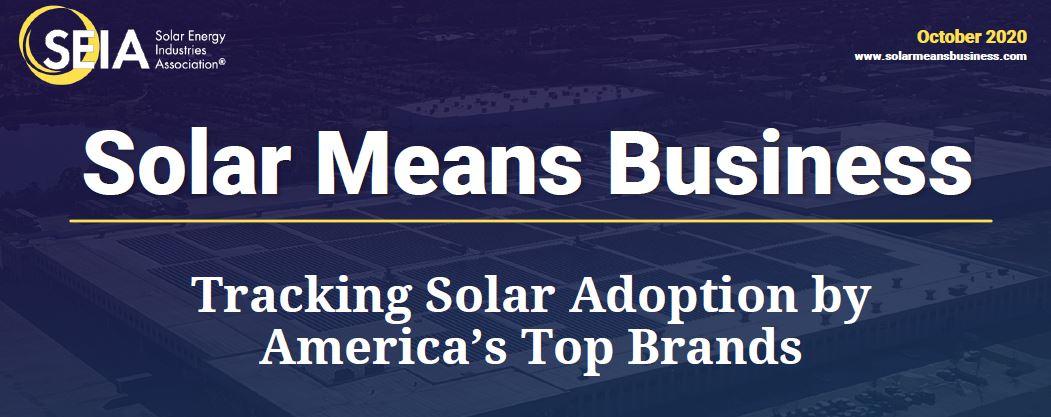 solar means Business