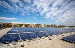 Peck Expands into Rhode Island with EPC Contract for a 5.3 MW Solar Project