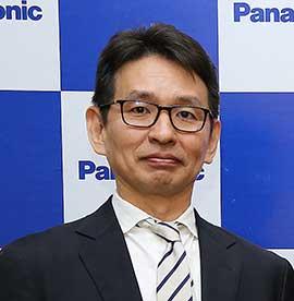 Tetsuyasu Kawamoto of Panasonic Life Solutions India