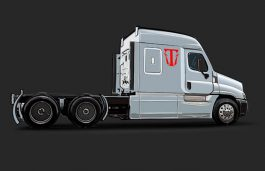 Triton-EV Debuts Fully Electric 18-Wheeler Semi Truck