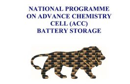NITI Aayog Drafts RfP for Setting up Advance Chemistry Cell Manufacturing Facilities
