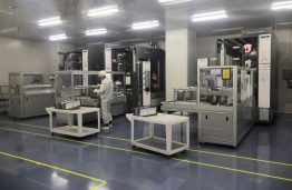 module plant shopfloor