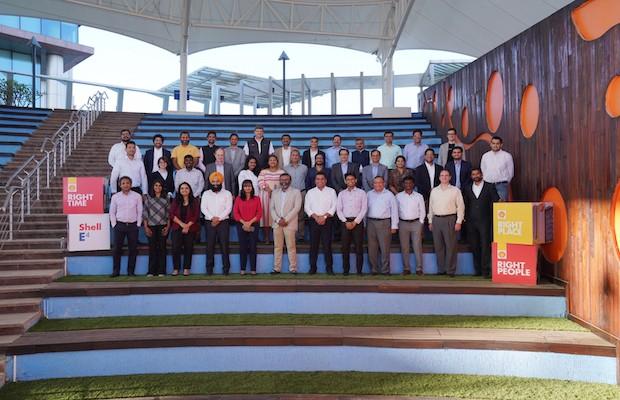 Shell E4 13 Startups