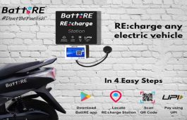 BattRE, RevOS Team Up To Build Low Cost EV Charging Network