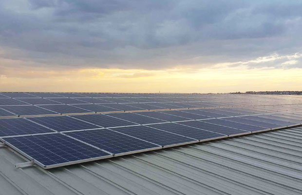 global solar sector