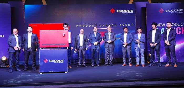 GoodWe Product ceremony