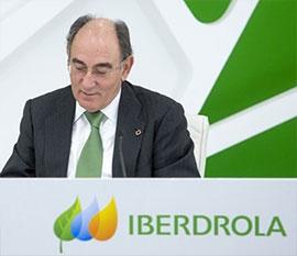 Ignacio Galán CEO of Iberdrola
