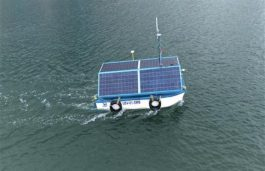 IIT Madras Develops Solar-Powered Survey Craft for Indian Ports and Waterways