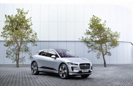 Jaguar Opens Booking for its all Electric SUV 'I-PACE' in India