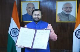 Industry Must Work With Govt on Combatting Climate Change: Javadekar