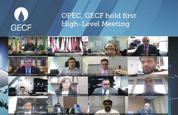 OPEC, GECF hold first high-level meeting