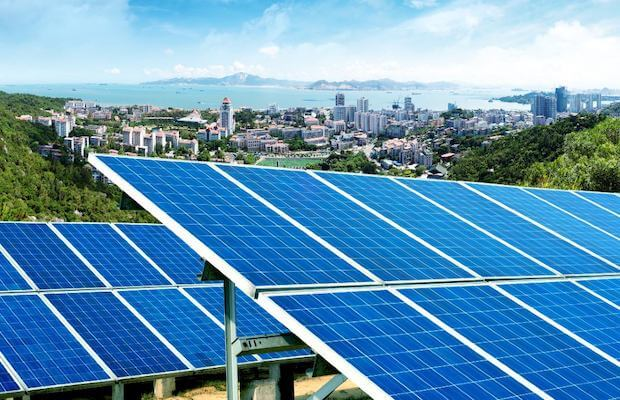Urban Decarbonization by Renewable Solutions