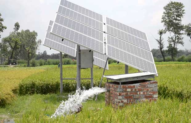 EESL Solar Pumps KUSUM