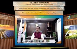 The Plan is to Power the Entire Agriculture Sector With Solar: RK Singh at RE-Invest