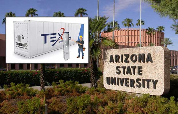 TEXEL Signs an Agreement with Arizona State University