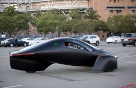 Aptera Reveals First Never Charge Solar Electric Vehicle