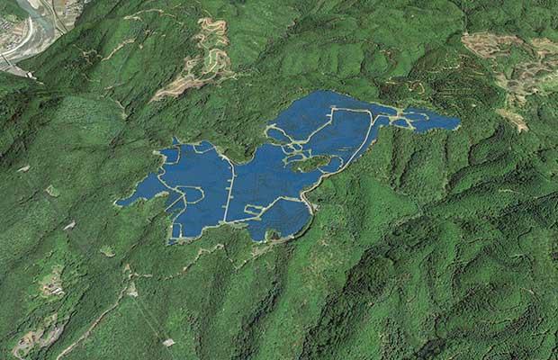 Banshu Mega Solar Power Plant Completion