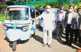 SUN Mobility Planning 100 EV Battery Swapping Stations in Bengaluru