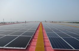 Vikram Solar Commissions Rooftop Solar Plant at its Manufacturing Facility