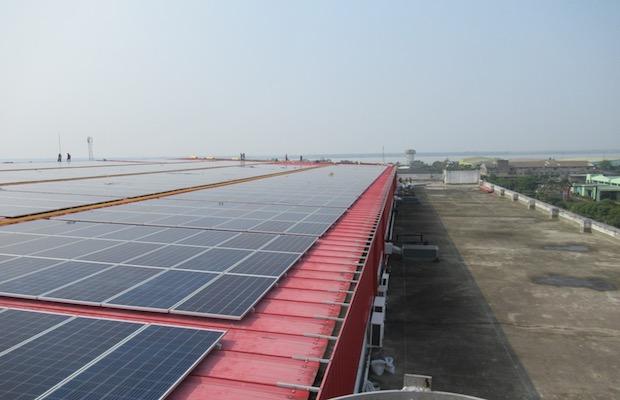 Vikram Solar Rooftop Solar