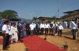 1 MW Integrated RE Project Inaugurated, Foundation for 100 MW Project Laid in Goa