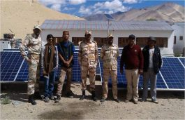 Microsun Announces Completion of Solar Plant at 18,000 Feet For ITBP