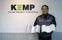 KEMP Combines 4th Generation Technology to Produce Offshore Wind Power Structures