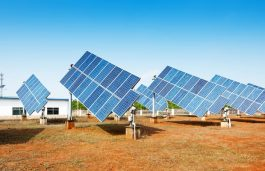 EESL, MSEDCL Commission 8 MW Solar Agro Project at Devdaithan