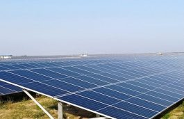 Adani Green Energy Commissions 100 MW Solar Plant in Gujarat