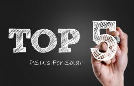 The Top 5 PSUs With Big Solar Plans For India