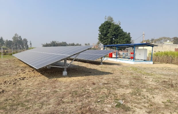 Tata Power Solar Microgrid