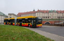 The 20,000th Solaris Electric Bus is Running on the Roads of Warsaw
