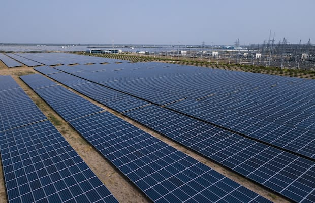Adani 25 MW Solar Uttar Pradesh