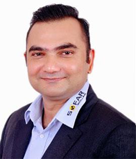 Brijesh Prajapati, Managing Director, SofarSolar