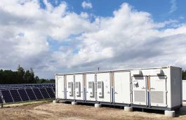 Sungrow Supplies a 100 MW Energy Storage Project in Texas