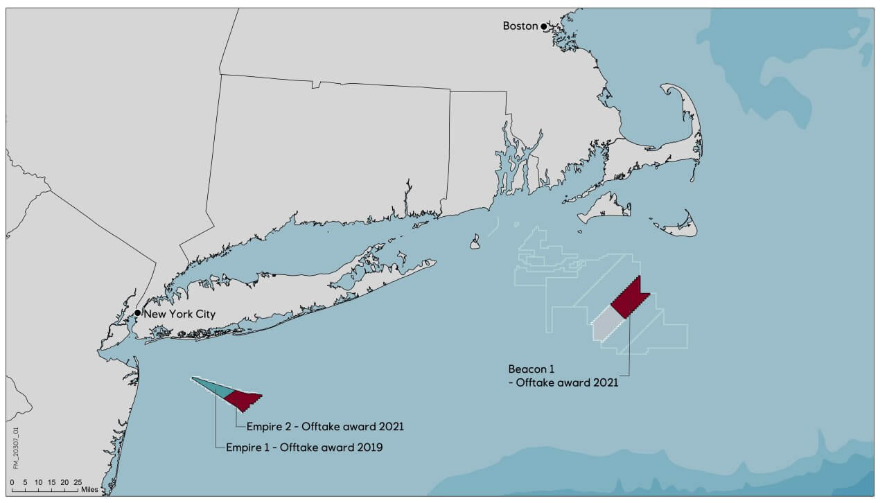 Equinor Offshore Wind in New York