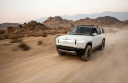 EV Manufacturer Rivian Sets Sights for IPO This Year