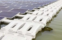 NHDC Tenders for 25 MW Floating Solar Plants in Madhya Pradesh