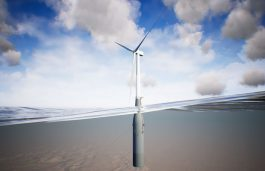 VSL Awarded Contract for Hybrid Tampen Floating Wind Farm