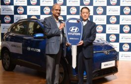 Hyundai India Signs MoU with FITT – IIT Delhi, Donates KONA Electric