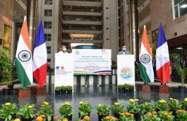 India & France Form Alliance for Work in Sustainable Development, RE and More