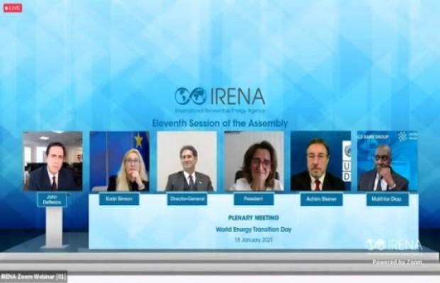 IRENA Members
