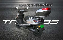 EV Producer Komaki Launches Three New Electric Two Wheelers