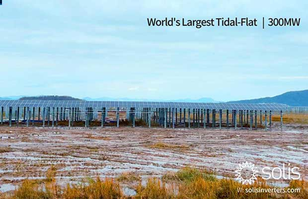 largest tidal flat