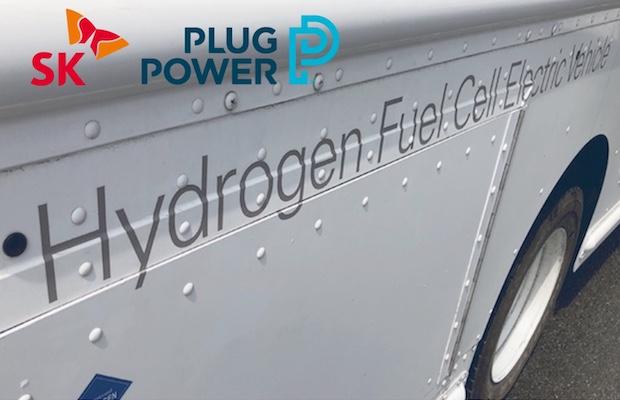 SK Group Plug Power