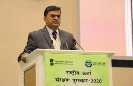 Despite Low Numbers, India Targets to Reduce Emission Intensity to 35% by 2030: RK Singh